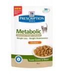 Hill's Prescription Diet Metabolic Feline saszetka 85g