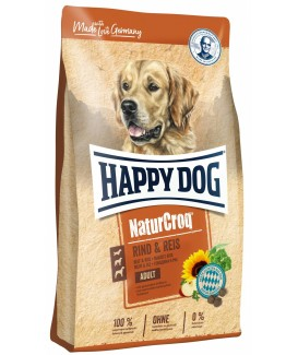 Happy Dog NaturCroq Wołowina & Ryż 15kg