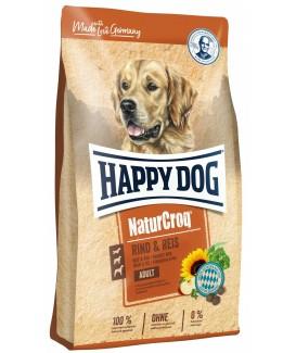Happy Dog NaturCroq Wołowina & Ryż 15kg