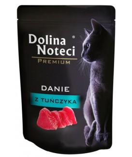 Dolina Noteci Premium Kot Danie z tuńczyka saszetka 85g