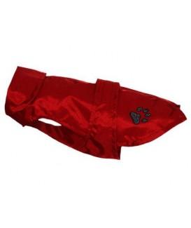 Grande Finale Peleryna przeciwdeszczowa czerwona łapki rozmiar 5 / 33cm H08