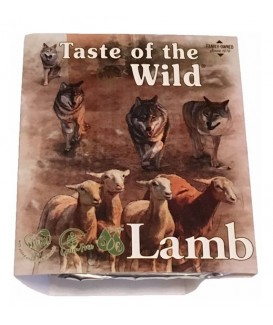 Taste of the Wild Lamb & Chicken tacka 390g