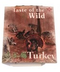 Taste of the Wild Turkey & Duck tacka 390g