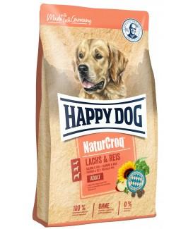 Happy Dog NaturCroq  Łosoś & Ryż 12 kg