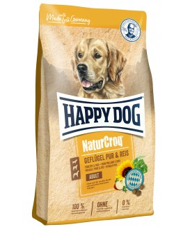 Happy Dog NaturCroq  Drób i Ryż 15kg