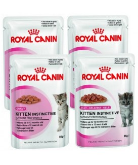 royal canin feline kitten instinctive multipack sos galaretka saszetki 4x85g haps. Black Bedroom Furniture Sets. Home Design Ideas