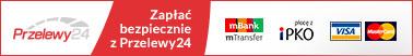 Płatnośći przez przelewy24.pl